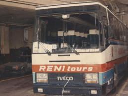 1981 - RENI Autolinee Iveco 370 Rialzato