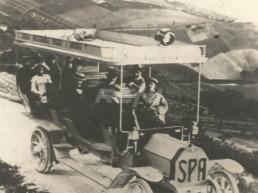 1915 - RENI Autolinee Poggio Ancona